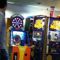 Photo taken at Chuck E. Cheese's by Brandy M. on 3/15/2012