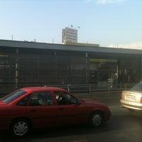 Photo taken at Metro Einstein by Javier F. on 4/11/2012