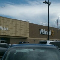 Photo taken at Walmart Supercenter by Rebekah S. on 7/12/2012