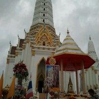 Photo taken at Wat Phichaiyatikaram by Piyathida L. on 5/5/2012