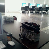 Photo taken at DLS-CSB School of Design and Arts by Penny T. on 4/11/2012