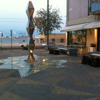 Photo taken at Porto di Messina by Raphael T H. on 8/7/2012