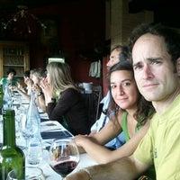 Foto scattata a Restaurante Cueva Reina da Alquezar G. il 4/26/2012