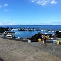 Photo taken at Piscinas Naturais do Porto Moniz by Susy G. on 6/19/2012