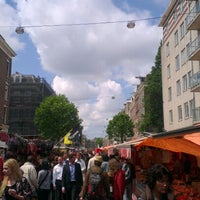 Photo taken at Albert Cuyp Markt by Fred W. on 6/26/2012