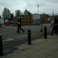 Photo taken at Sainsbury's by Michelle A. on 5/4/2012
