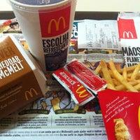 Photo taken at McDonald's by Roberto B. on 5/3/2012