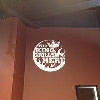 Photo taken at Burger King by Carlos R. on 8/1/2012