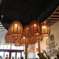 Photo taken at Mercadito Midtown by Kathy M. on 9/9/2012