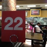 Photo taken at Jason's Deli by Jamie B. on 3/25/2012