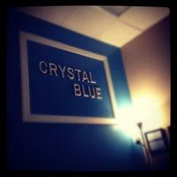 Foto tomada en Crystal Blue Health Spa por Amanda H. el 6/19/2012