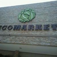 Photo taken at EcoMarket by Alvaro P. on 4/8/2012