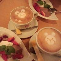 Photo taken at NICO CAFE by sato k. on 5/25/2012