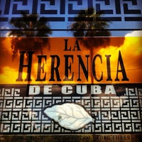 Photo taken at La Harencia Cigars by alan s. on 8/4/2012