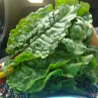 Photo taken at Lafayette Farmers Market by Karen T. on 6/8/2012