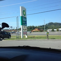 Photo taken at BP by Marina R. on 9/7/2012