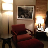 Photo taken at InterContinental Hotels Alpensia Pyeongchang Resort by James J. on 4/29/2012