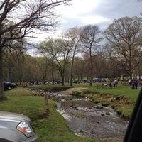 Photo taken at Lake Fairfax Park by Abdullah H. on 4/8/2012