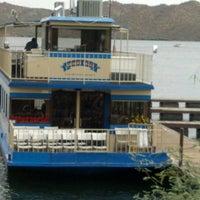 Photo taken at Desert Belle Tour Boat by Charles P. on 8/19/2012