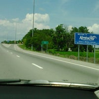 Photo taken at Kentucky / Tennessee State Line by Chantel S. on 7/22/2012