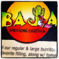 Photo taken at Baja Mexican Cantina by Mary Mae C. on 3/4/2012