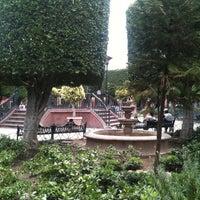 Foto tomada en Jardín Allende por Jose Alfredo G. el 4/28/2012