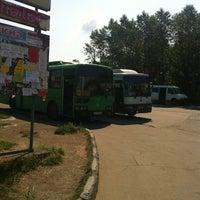 Photo taken at Автостанция by Женька А. on 6/22/2012