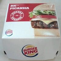 Photo taken at Burger King by Rafa G. on 7/29/2012