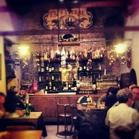 Photo taken at Bar El Federal by Bruno F. on 8/17/2012