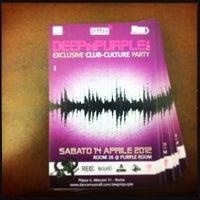 Foto scattata a DMA - dance music all da Giuliano P. il 4/13/2012