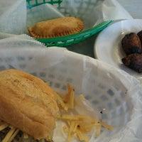 Photo taken at Cafe Rio Blanco by Christina W. on 9/11/2012