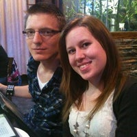 Photo taken at Sake House by Heather H. on 2/25/2012