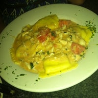 Photo taken at Mancini's Brick Oven Pizzeria and Restaurant by Samantha E. on 8/1/2012