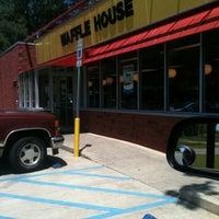 Photo taken at Waffle House by Thomas C. on 5/10/2012