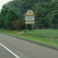 Photo taken at Maryland/Pennsylvania State Line by Colleen B. on 6/18/2012