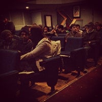Photo taken at Brattle Theatre by David C. on 2/25/2012