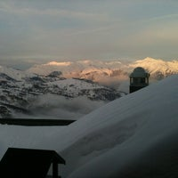 Photo taken at Les Alpages Du Corbier by Pieter-Jan S. on 2/10/2012