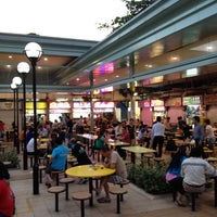 Photo taken at Pasir Panjang Food Centre by Bryan T. on 4/18/2012