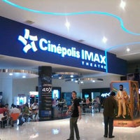 Photo taken at Cinépolis by Agustin C. on 7/31/2012