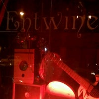 Photo taken at Entwine by Jeffrey F. on 7/20/2012