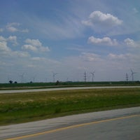 Photo taken at Windmill farm by Lipstick on 6/10/2012