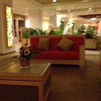 Photo taken at Lobby Lounge by Balan P. on 4/29/2012