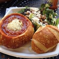 Photo taken at Boudin Bakery Café Macy's Kiosk by Patrizia C. on 8/11/2012