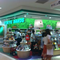 Photo taken at Tokyu Hands by YongJune C. on 6/23/2012