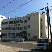 Photo taken at 尾道税務署 by Kinji O. on 3/14/2012