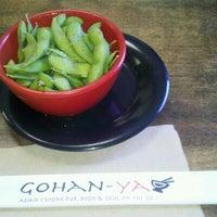 Photo taken at Gohan-Ya by sharon i. on 7/1/2012