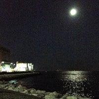 Photo taken at Lungomare di Napoli by Magnifico Conte G. on 7/30/2012