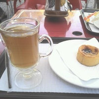 Photo taken at Jeronymo CoffeeShop by Ricardo C. on 9/1/2012