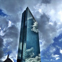 Photo taken at Copley Square by Steven on 8/5/2012