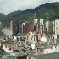 Photo taken at Centro Bogotá by LUIS ALBERTO R. on 7/26/2012